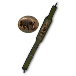 M-281-1507 3-in-1 Fegyverszíj - Gumis Pánttal